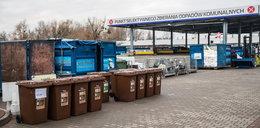Brakuje pojemników na bioodpady