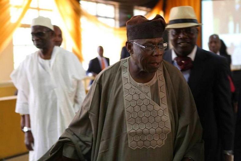 "Former President, Olusegun Obasanjo, officially launched his autobiography titled ""My Watch"" on Tuesday, December 9, at the Lagos Country Club in Ikeja."