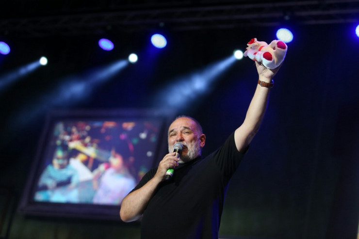 Djordje Balasevic koncert Tuzla