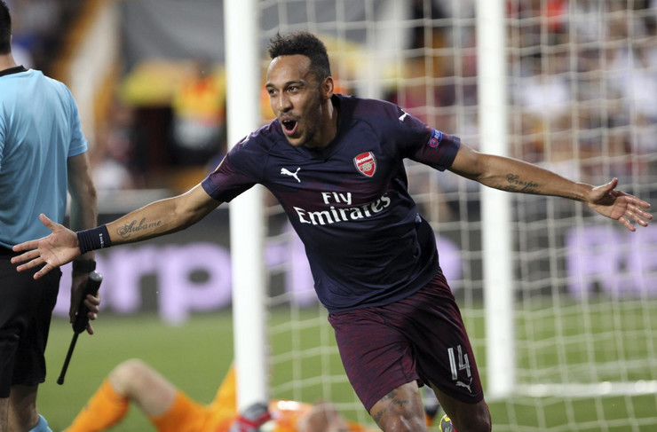 FK Valensija, FK Arsenal