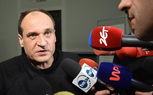 """Na pytanie, jak zachowa się klub Kukiz'15 w czasie kontynuacji 34. posiedzenia Sejmu, jego lider odparł, że za klub gwarantować nie może, bo jest on """"z wyboru klubem pluralistycznym""""."""