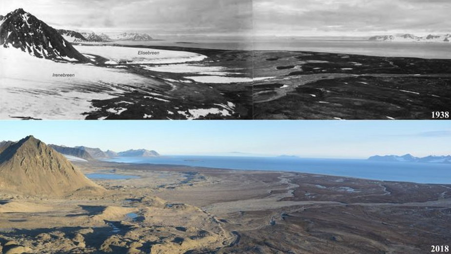 fot. Facebook/Stacja Polarna UMK - Kaffioyra - Spitsbergen/Centrum Badań Polarnych