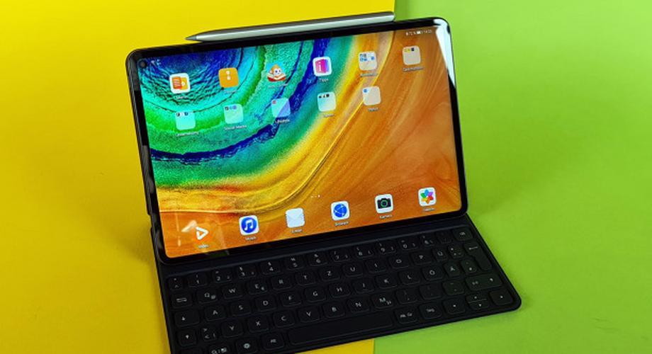 Huawei Matepad Pro: Tablet mit Stift und Keyboard im Test