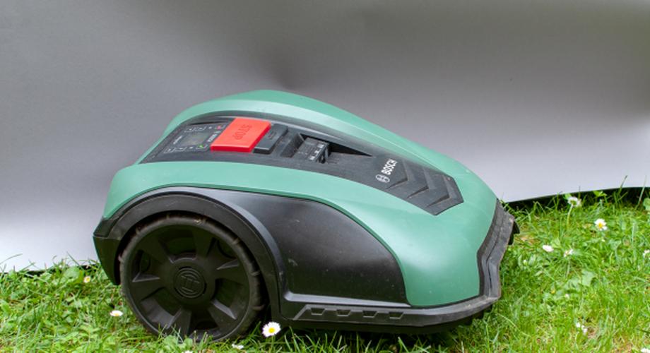 Bosch Indego S+ 400: Mähroboter mit App im Test