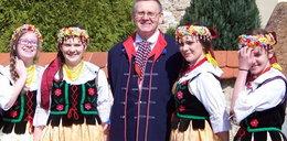 Marszałek promuje tradycję