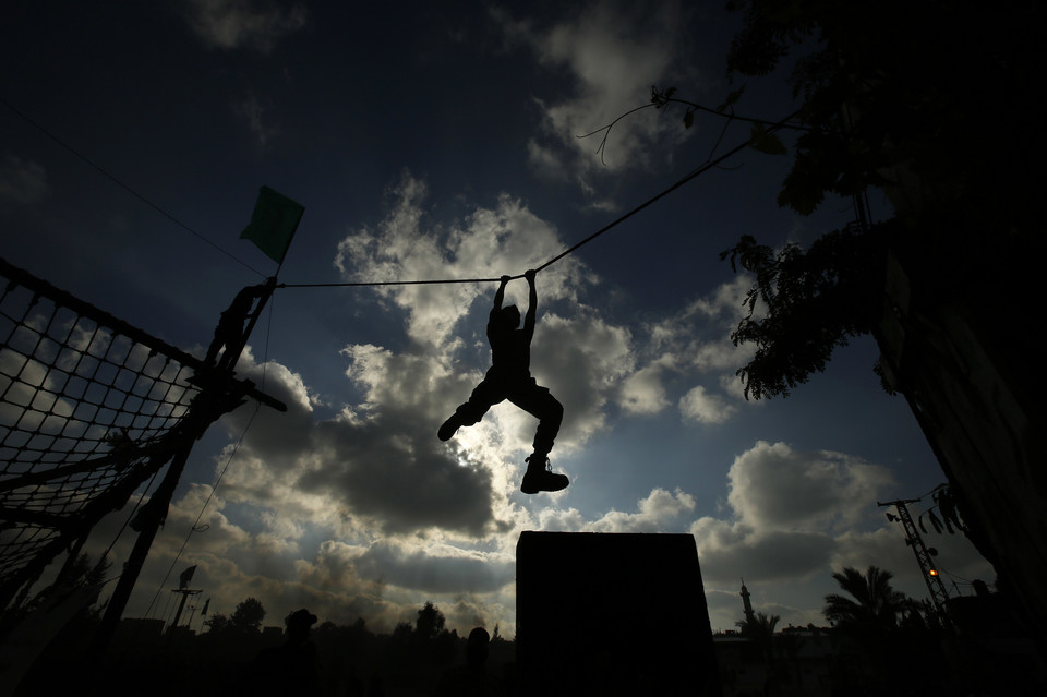 GAZA - POLITICS CIVIL UNREST TPX IMAGES OF THE DAY
