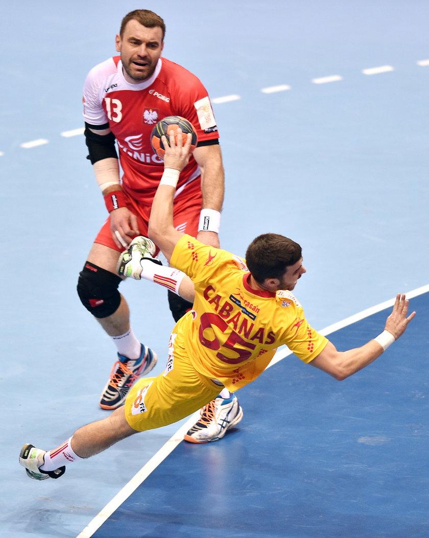 Hiszpania odegrała się nam za medal MŚ