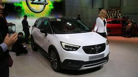 Genewa 2017: Opel Crossland X, czyli konkurent... Mokki