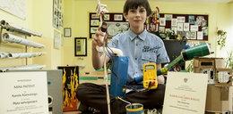 12-letni geniusz-wynalazca ze Śląska. Zobacz, co zbudował