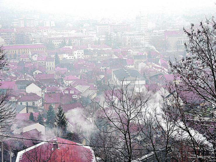 Valjevo zagađenje