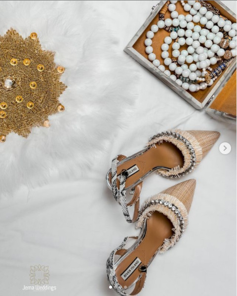 Nadia's shoes and accessories
