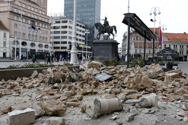zagreb zemljotres
