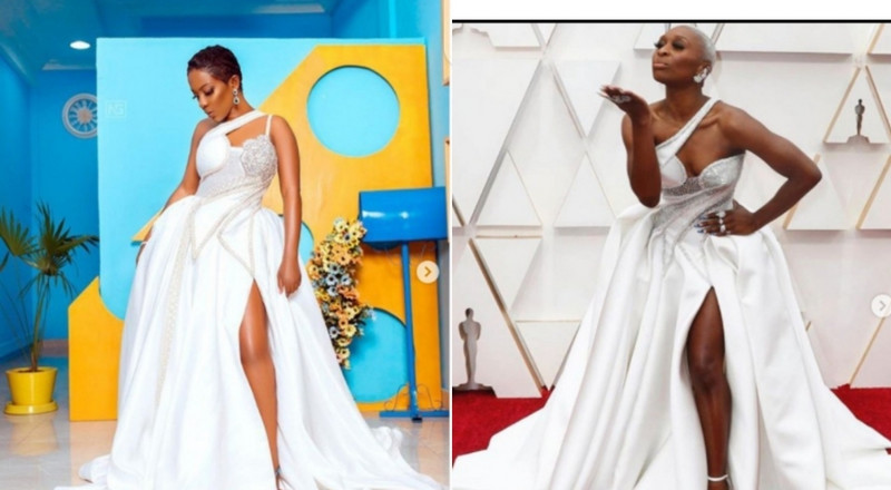 Who wore it best? Ghana's Lauren Bartels vs Nigeria's Cynthia Erivo