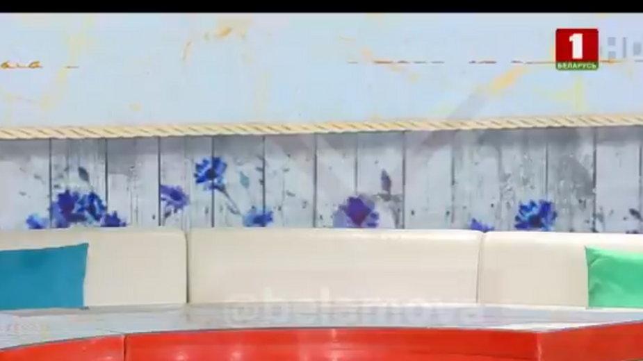 Rano w państwowej telewizji pokazano puste studio