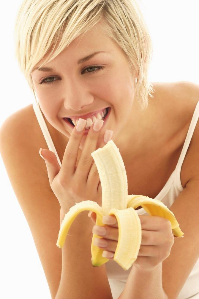 Banana podstiče dobro raspoloženje
