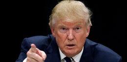 Trump wściekły. Potępił swoich sympatyków