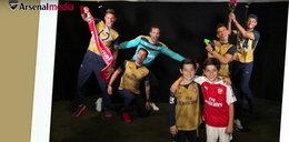Genialna niespodzianka piłkarzy Arsenalu dla fanów. WIDEO