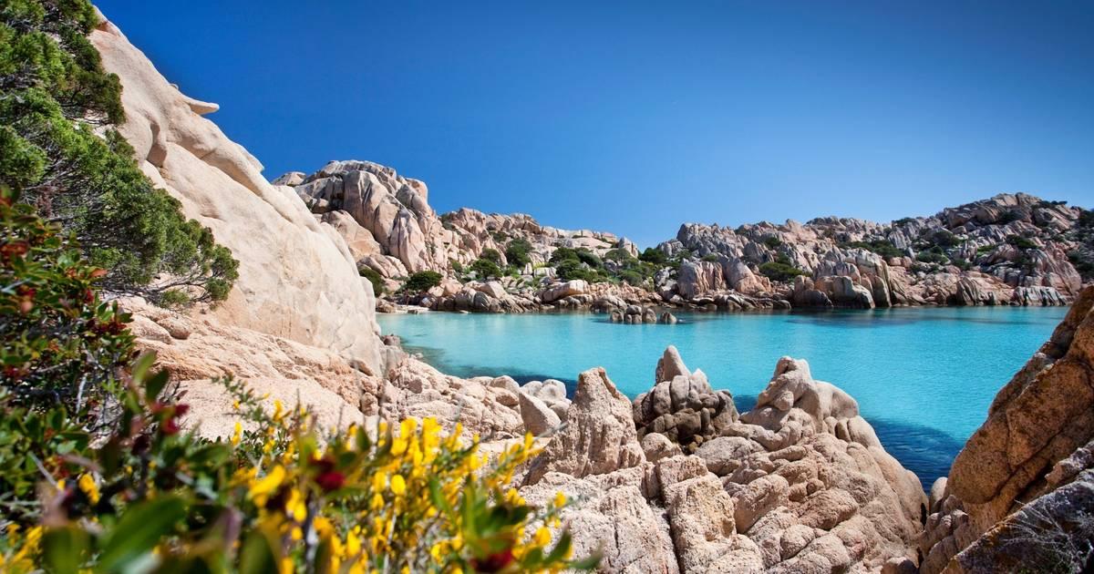 Najlepšu plažu u Italiji s razlogom zovu Tahiti 47 Podeljeno 47