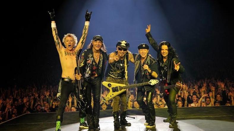 Scorpions wraca do przyszłości