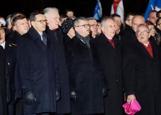 Morawiecki podczas obchodów Grudnia'70: Wyjaśnić wszystkie sprawy z przeszłości