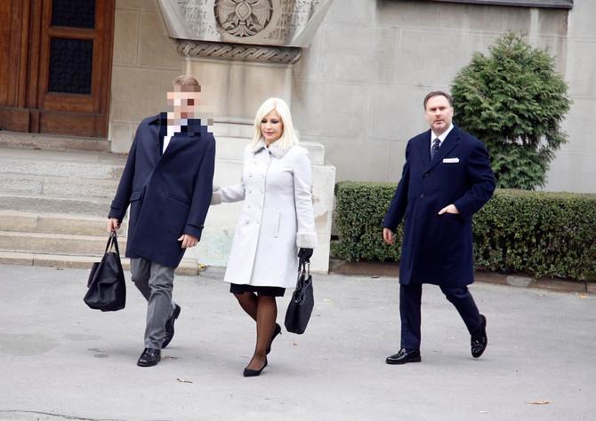 Političarka na visini modnog zadatka