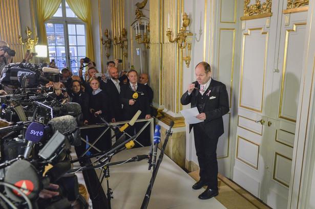 69-letni Francuz jest 11. laureatem literackiego Nobla z tego kraju