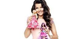 Jabłczyńska bawi się Barbie?!