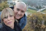 Slađa Vujičić i suprug Zoran