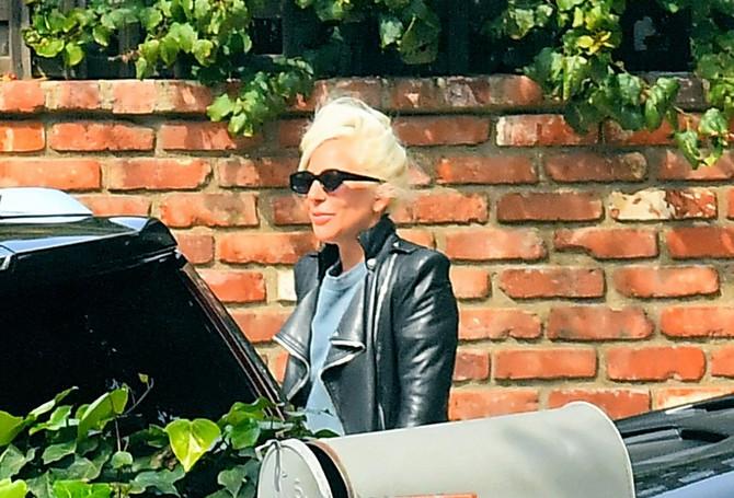 Ledi Gaga jutro nakon Oskara
