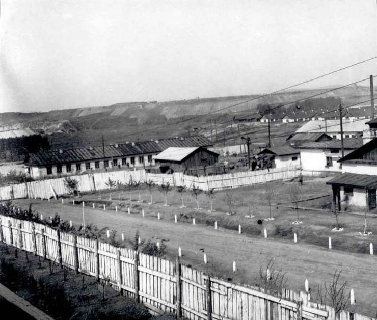 Gulag iz koga su potekli zatvorenici koji su gradili pozorište