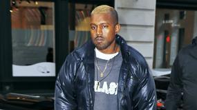 Odmieniony Kanye West po wyjściu ze szpitala