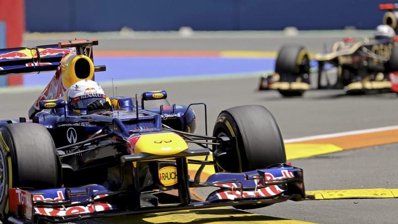 Vettel wystartuje z pole position w wyścigu o Grand Prix Europy w Walencji