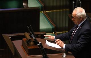 Ryszard Kalisz: Zrobię wszystko, by udowodnić, że Stefan Niesiołowski jest niewinny