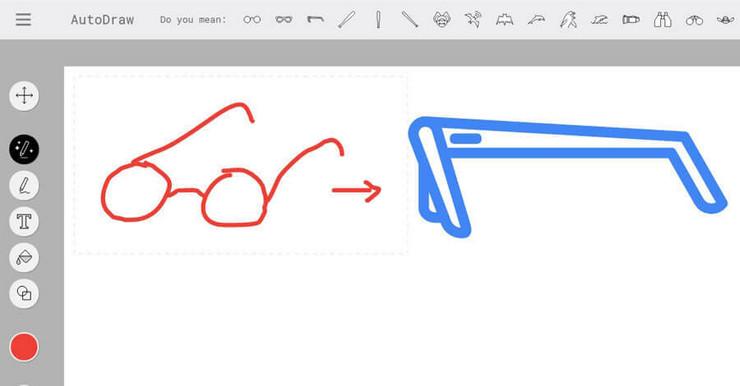 gugl aplikacija za crtanje