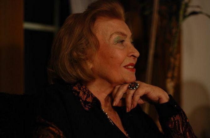 """Nina Andrycz w filmie """"Jeszcze nie wieczór"""" (2008)"""