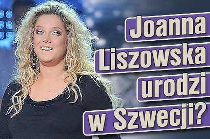 Liszowska urodzi w Szwecji?