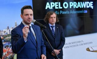 Trzaskowski: Dopuszczam możliwość, że PO straci część wyborców na rzecz Wiosny