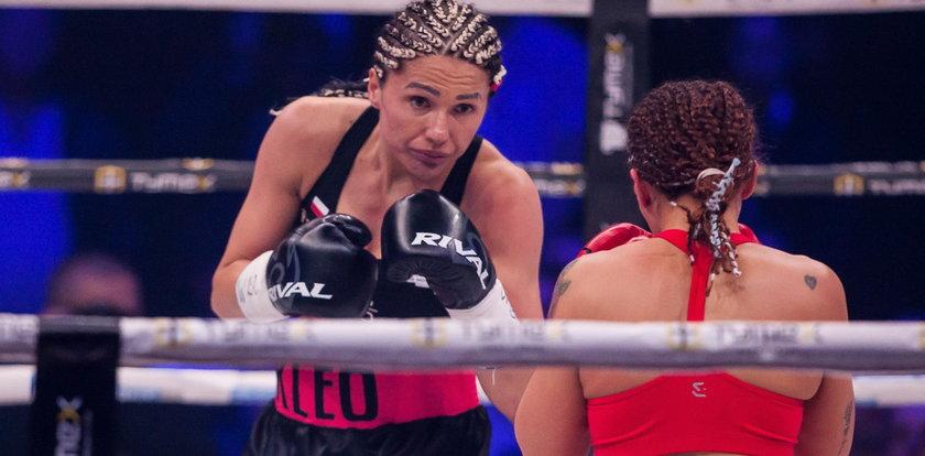 Walka o mistrzostwo świata WBO. Ewa Brodnicka przegrała na punkty