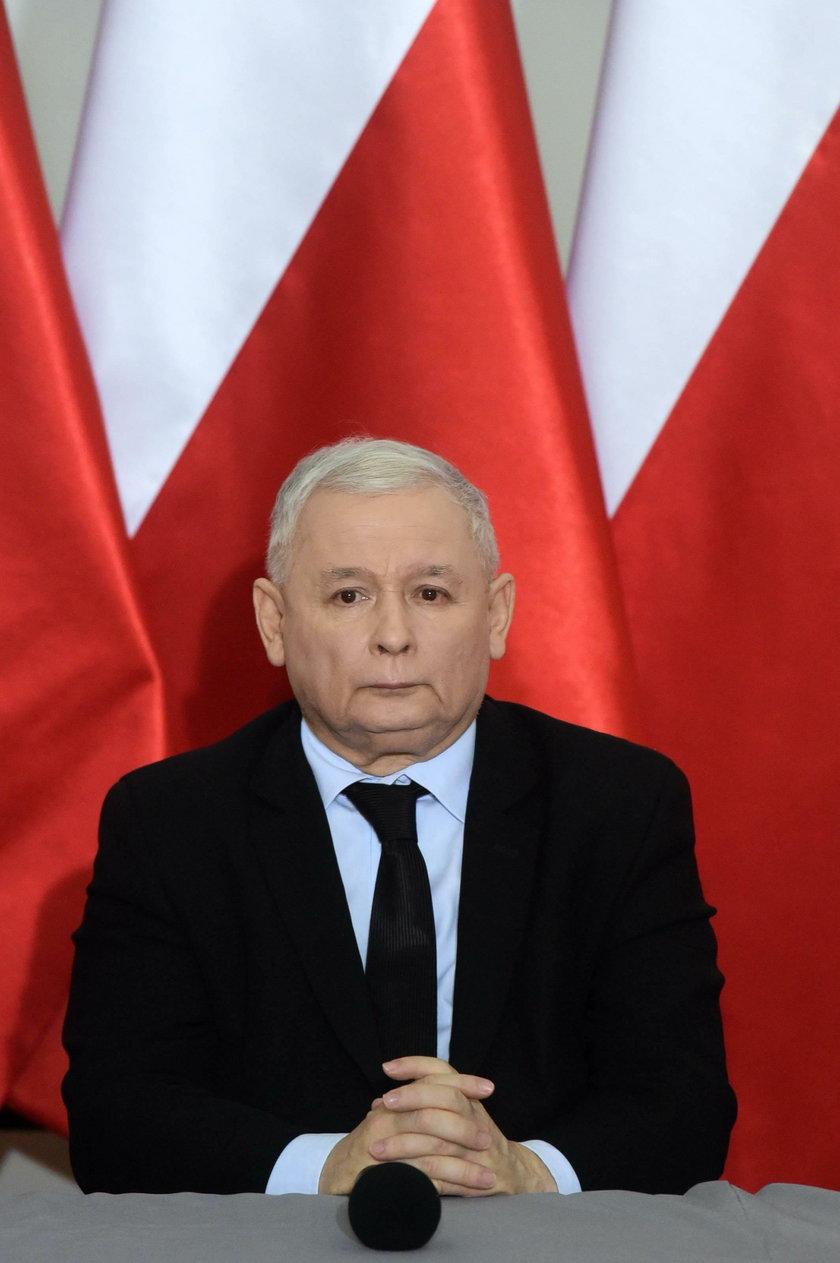 Daniel Olbrychski skrytykował Jarosława Kaczyńskiego