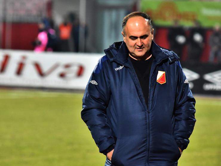 FK Vojvodina, FK Rad, Dragan Ivanović