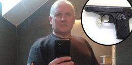 Tą bronią Jacek Jaworek zabił rodzinę brata? Śledczy podejrzewają, skąd wziął Browninga kaliber 7,65 mm