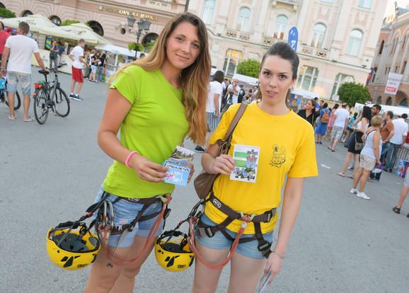 Novi Sad: Omladinski sajam turizma