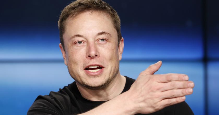 Elon Musk mocno wierzy w to, że ludzie powinni stać się gatunkiem międzyplanetarnym