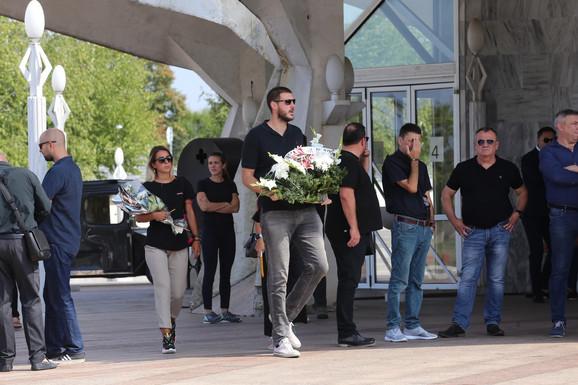 Dalibor Andonov Gru sahrana