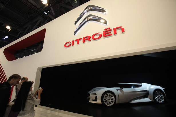 Międzynarodowy Salon Samochodowy w Moskwie 2010 – nowa koncepcja PSA Peugeot Citroen GT Fot: Alexander Zemlianichenko Jr/Bloomberg