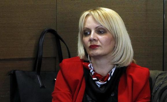Nataša Zorić Živanović, kordinator tima za prevenciju porodičnog nasilja PU Niš