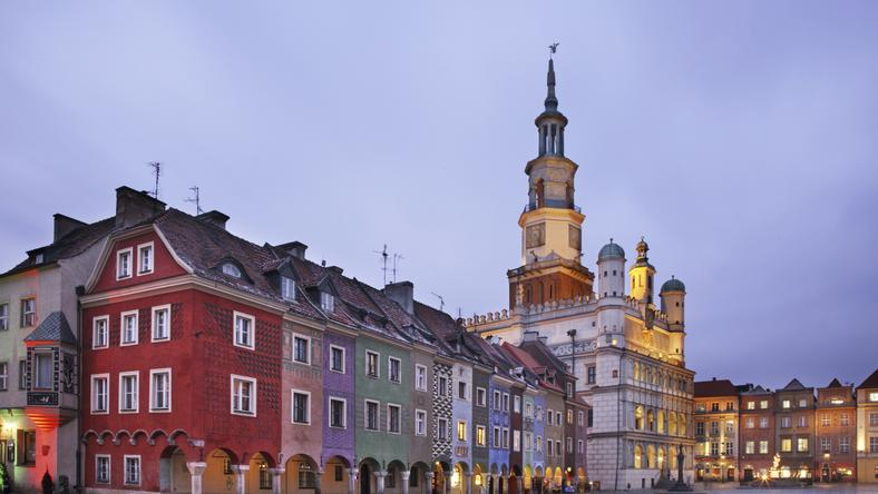 Poznań doceniono za jakość zarządzania miastem oraz poziom zaufania społecznego
