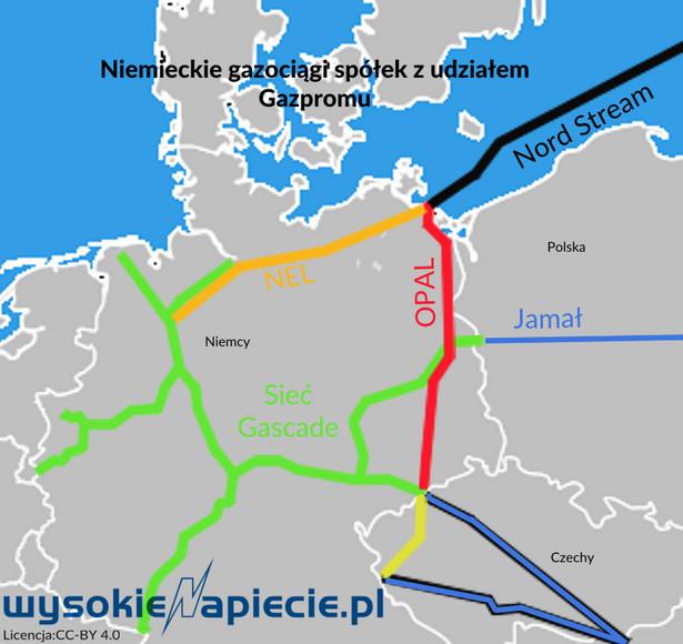 Gazociąg Opal