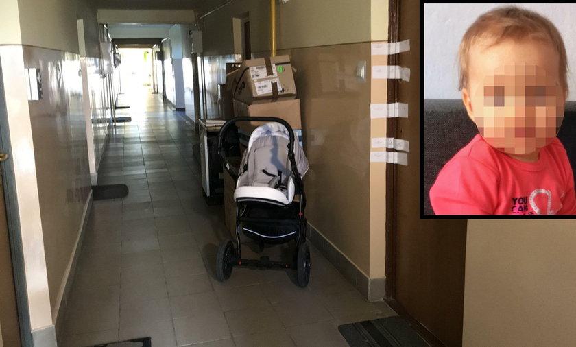 Prokuratura umorzyła śledztwo w sprawie śmierci małej Amelki