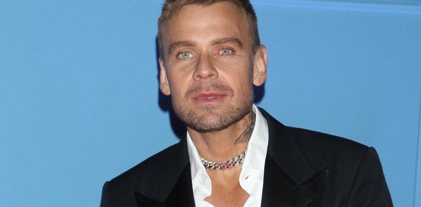 """Usunięty z """"Top Model"""" Dominic znał się z Wolińskim jeszcze przed programem. Wymowne komentarze"""